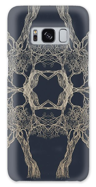 We Are All Made Of Stars Tree 12 Hybrid 1 Galaxy Case