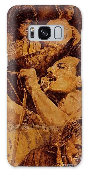 We Will Rock You Galaxy Case