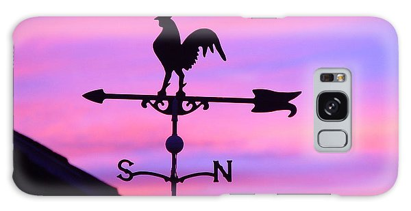 Weather Vane, Wendel's Cock Galaxy Case by Jana Russon