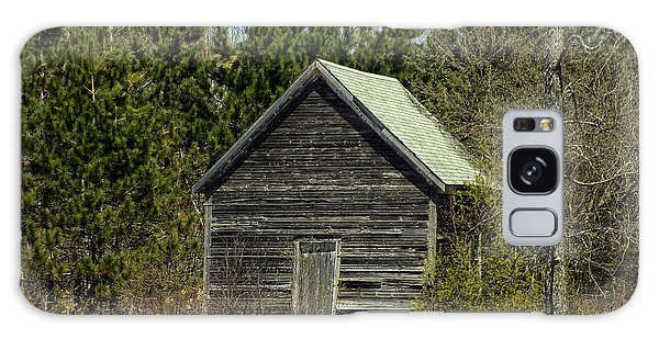 Houlton Galaxy Case - Weathered Shed by William Tasker