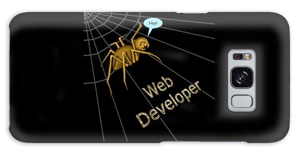 Web Developer Galaxy Case