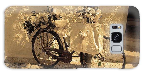 Wedding Bike Galaxy Case