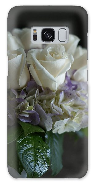 Wedding Bouquet Galaxy Case