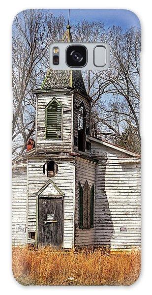 Galaxy Case featuring the photograph Wedding Chapel by Alan Raasch