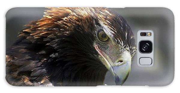 Wedge Tail Eagle Galaxy Case