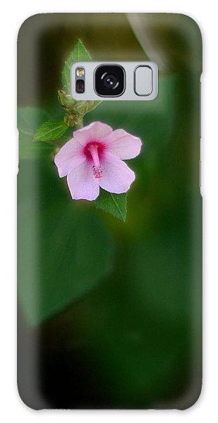 Weed Flower 907 Galaxy Case