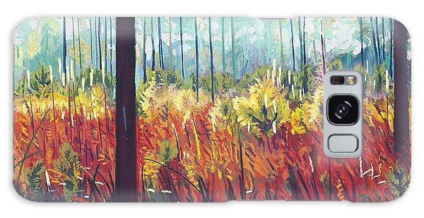Weeds Galaxy Case by David Randall