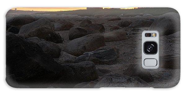 Weekapaug Sunset Galaxy Case