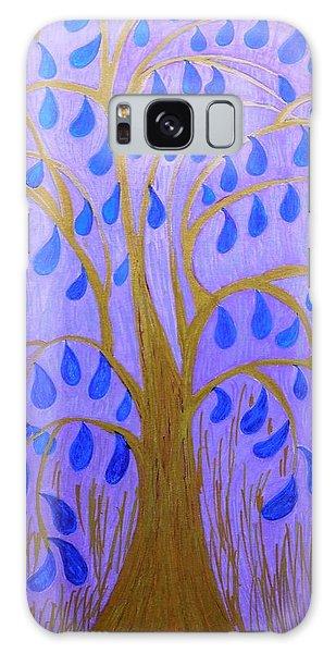 Weeping Tree Galaxy Case