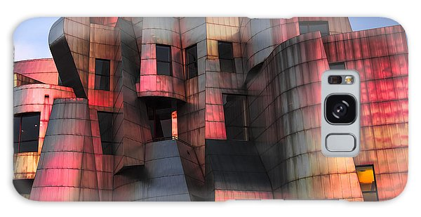 Weisman Art Museum At Sunset Galaxy Case by Craig Hinton