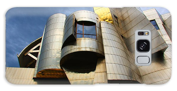 Weisman Art Museum University Of Minnesota Galaxy Case by Wayne Moran