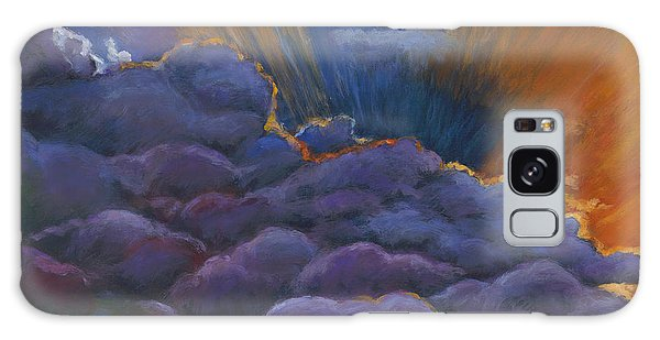 Cloudscape Galaxy Case - Welcome The Night by Johnathan Harris
