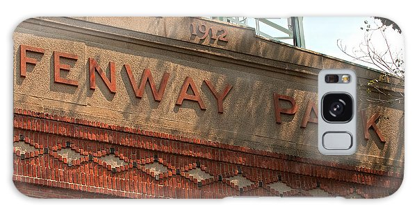 Welcome To Fenway Park Galaxy Case