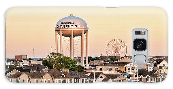 Welcome To Ocean City, Nj Galaxy Case