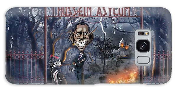 Welcome To The Hussein Asylum Galaxy Case