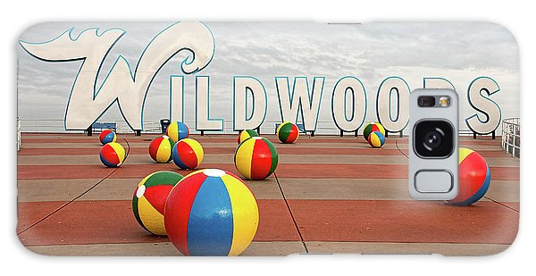 Welcome To The Wildwoods Galaxy Case