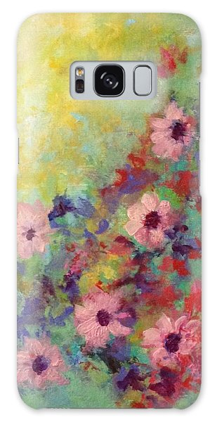 Welcoming Spring Galaxy Case by Suzzanna Frank