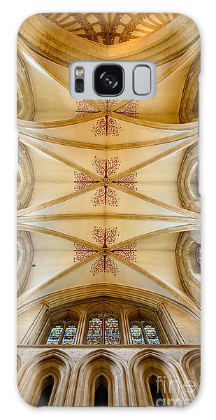 Wells Cathedral Ceiling Galaxy Case