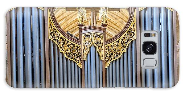 Wells Cathedral Organ Galaxy Case