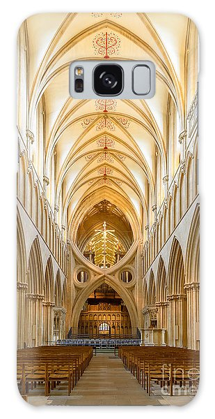 Wells Cathedral Nave Galaxy Case