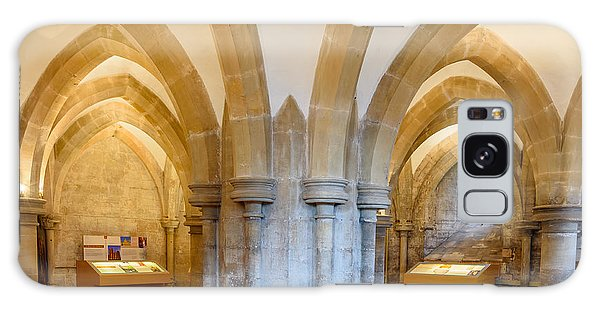 Wells Cathedral Undercroft Galaxy Case