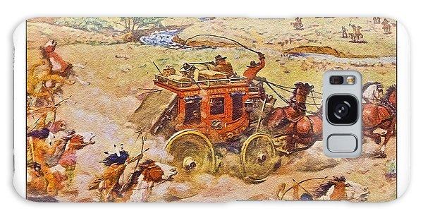 Wells Fargo Express Old Western Galaxy Case