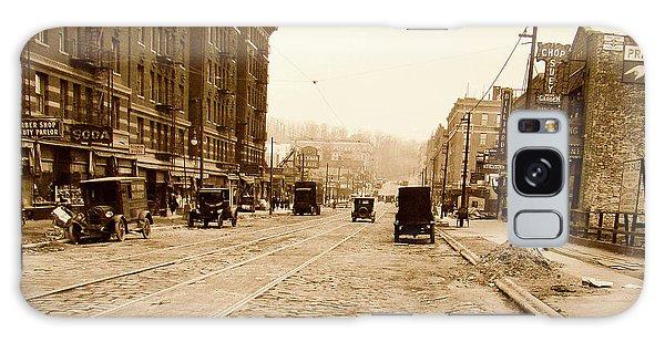 West 207th Street, 1928 Galaxy Case