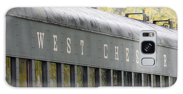West Chester Railroad - Passenger Car Galaxy Case