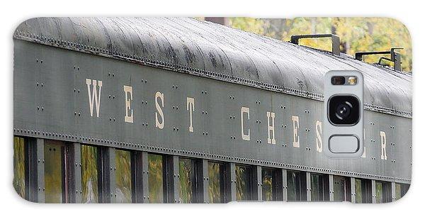 West Chester Railroad - Passenger Car Galaxy Case