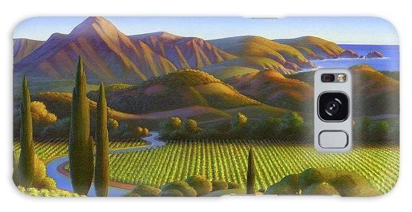 California Galaxy Case - West Coast Dreaming by Robin Moline