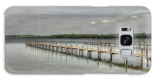 West Lake Docks Galaxy Case