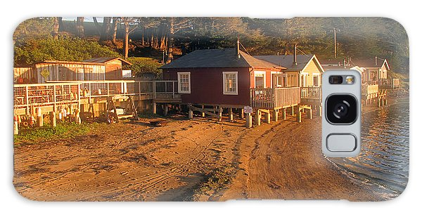 West Marin Nick's Cove Cottages Galaxy Case