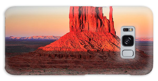Desert View Tower Galaxy Case - West Mitten by Johnny Adolphson