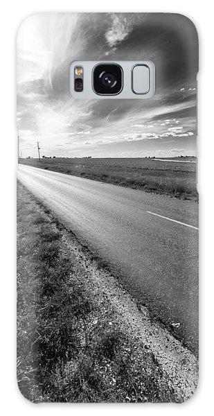 West Texas Road Galaxy Case