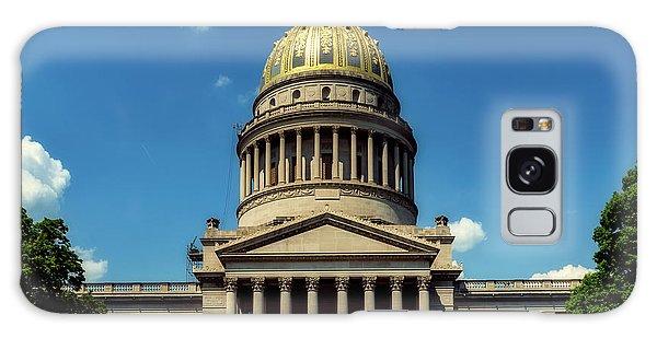 West Virginia Capitol - Charleston Galaxy Case by L O C