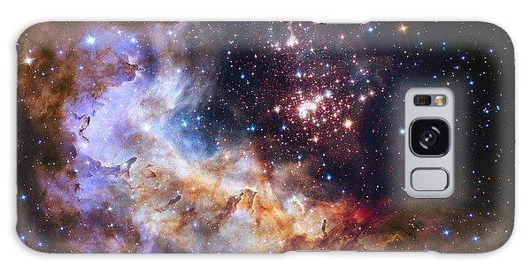 Westerlund 2 - Hubble 25th Anniversary Image Galaxy Case