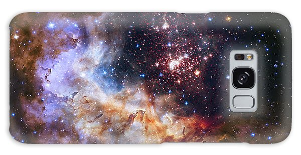Westerlund 2 - Hubble 25th Anniversary Image Galaxy Case