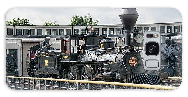 Western And Atlantic 4-4-0 Steam Locomotive Galaxy Case