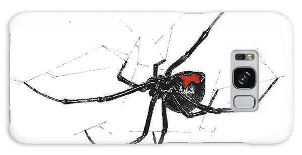 Western Black Widow - Color Galaxy Case