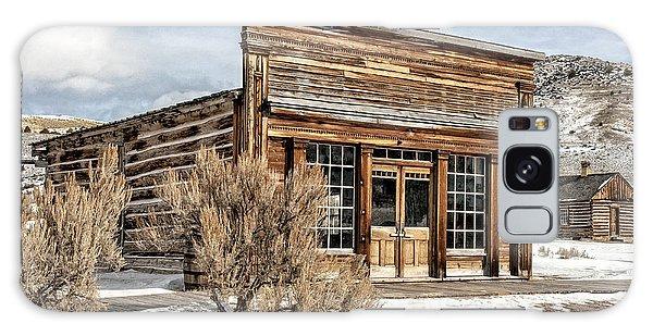 Western Saloon Galaxy Case