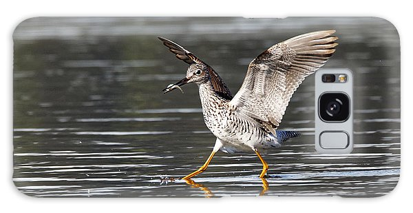 Greater Yellowlegs Galaxy Case