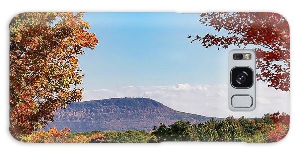 Westhampton View Of Mount Tom Galaxy Case