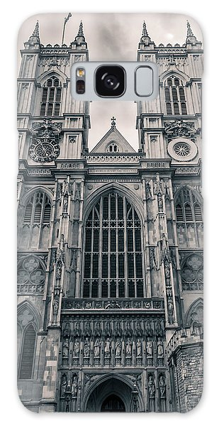 Westminister Abbey Bw Galaxy Case