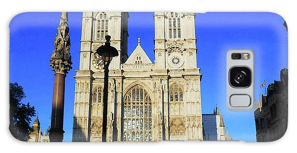 Westminster Abbey Galaxy Case - Westminster Abbey London England by Irina Sztukowski