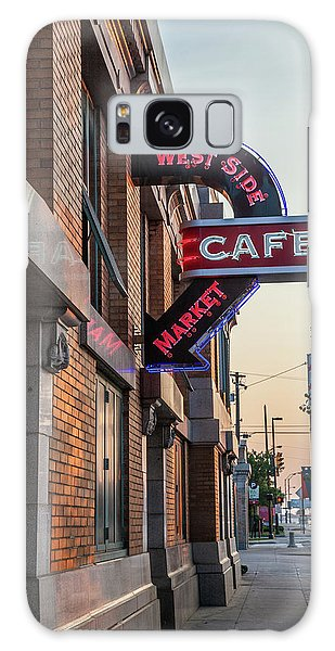 Westsidemarketcafe Galaxy Case