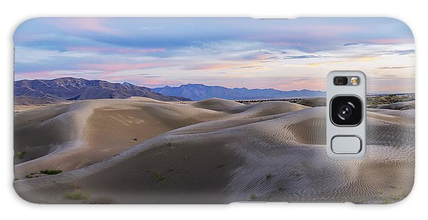 Dunes Galaxy Case - Wet Dunes by Chad Dutson