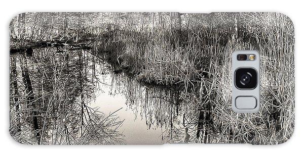 Wetland Essence Galaxy Case by Betsy Zimmerli