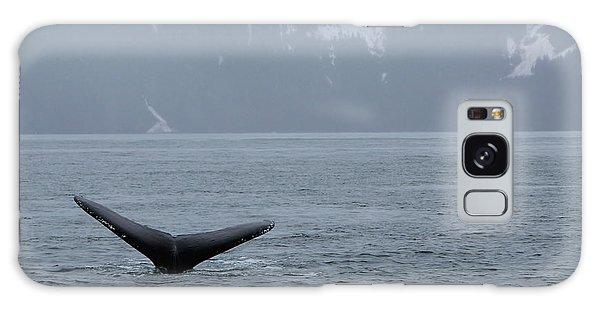 Whale Fluke Galaxy Case