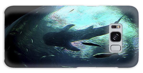 Whale Shark Of The Earth Galaxy Case