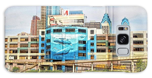 Whales In The City Galaxy Case